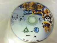Disney Snow Buddies DVD R2 - DISC ONLY in Plastic Sleeve