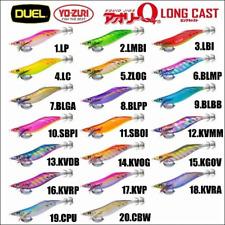 2020 YO-ZURI AURIE-Q LONGCAST Squid Jig #3.5