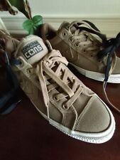Mens Converse Cons Star Skate Khaki Sneaker size 10 NIB msrp 80.00
