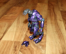 Halo REACH Series 2 Elite minor Purple Action figure McFarlane 2010 XBOX 360 3 4