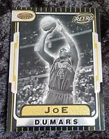 1996-97 BOWMAN'S BEST RETRO TB4 JOE DUMARS PISTONS BASKETBALL CARD
