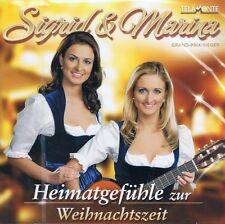 SIGRID & MARINA - HEIMATGEFÜHLE ZUR WEIHNACHTSZEIT CD NEU