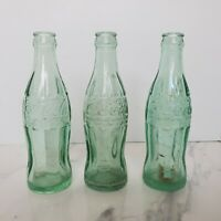 Vintage Coca Cola Bottle Lot Chicago Illinois Hobble Skirt 1950 1956 Pat D