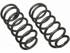 For 1979-1993 Ford Mustang Coil Spring Set Rear Moog 48589CV 1988 1985 1989 1990