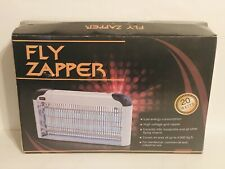 20W Powerful Electronic Indoor Bug Zapper Electric UV Lamp Mosquito & Fly Killer