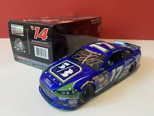 Autographed 2014 Ricky Stenhouse Jr #17 Fifth Third Bank 1/24 Diecast -Free Ship