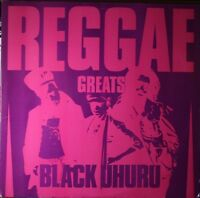 Black Uhuru Reggae Greats lp