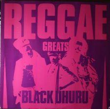Black Uhuru Reggae Greats lp