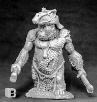 1 x  AVATAR HONOR GORILLA -BONES REAPER figurine miniature rpg jdr gorille 77589