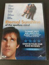 Eternal Sunshine of the Spotless Mind (Dvd, 2004, Canadian, Widescreen)