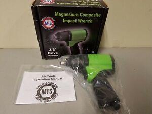 "MECHANICS TIME SAVERS - 3/8"" Drive Magnesium Composite Impact Wrench - MTS538"