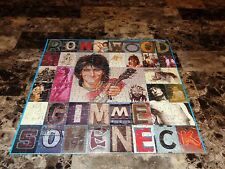 Ron Wood Rare Promo Jigsaw Puzzle Sealed Gimme Some Neck 1979 NEW Rolling Stones