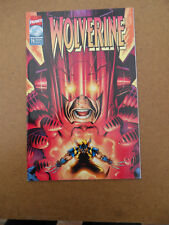 Wolverine 75 . Marvel France 2000 . TBE