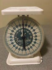 Vintage Sani Babe Nursery Scale