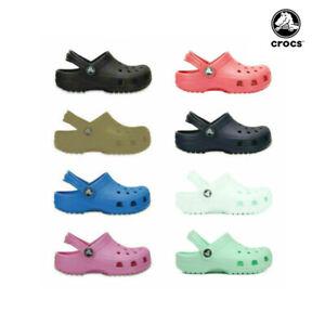 Crocs Classic, Cayman Clog, Mens Womens Ladies Vegan Work Shoes Sandals Size