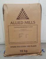 Allied Mills Cairngorm 16Kg Catering en Gros Vrac Achat Fort Marron Pain Farine
