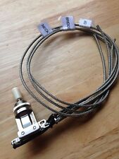 Switchcraft Short Straight 3 Way Toggle Switch and Wire Gibson Epiphone Les Paul