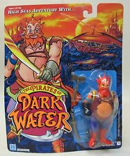 ZOOLIE The Pirates of Dark Water Action Figure Mint on Card 1990 Hasbro