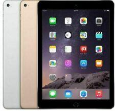 Apple iPad Air 2 (Wi-Fi + Cellular Unlocked) 16GB 32GB 64GB - 9.7in