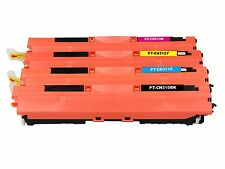 4pk NEW CE310A CE311A CE312A CE313A 126A Toner For HP LaserJet CP1025nw M275MFP