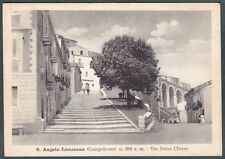 CAMPOBASSO SANT'ANGELO LIMOSANO 02 Cartolina