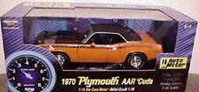 1970 Plymouth AAR Cuda ORANGE 1:18 Ertl American Muscle 33479