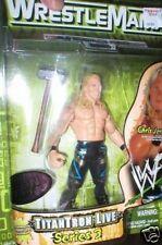 Wwf Chris Jericho Titantron Live Series 3 Figure Moc