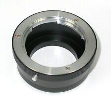 SONY NEX ( E mount ) anello raccordo a obiettivo Minolta MD - MC - ID 3391