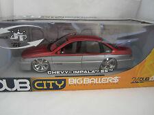 1:18 - Dub City Big Ballers-Jada-Chevy Impala Ss-En Caja