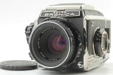 *Exc+5* Zenza Bronica S2A S2 A Late Model w/ Nikkor P 75mm Lens From JAPAN