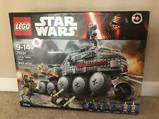 Lego Star Wars 75151 CLONE TURBO TANK Brand New and Sealed MISB USA Shipping