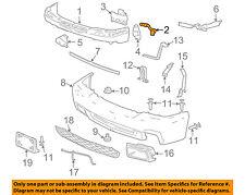 GM OEM Front Bumper-Mount Brace 15184116