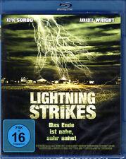 Lightning Strikes Blu Ray 100 Uncut & Paranormal Phenomena