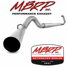 "MBRP S62220P 5"" TURBO BACK EXHAUST 1999-2003 FORD F250 F350 7.3L DIESEL OFFROAD"