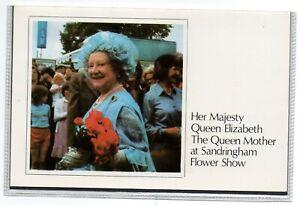 GB 1980 Queen Mother Sandringham Flower private Presentation Pack VGC stamps mum