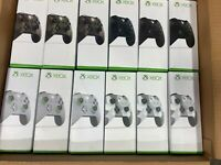 Microsoft Xbox One Controller LOT of 24 - 4 Different Colors (PARTS ONLY)