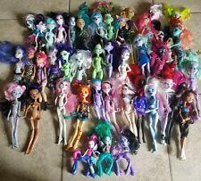 Huge lot of 42 Monster High doll