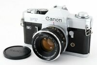 Excellent++ Canon FT QL 35mm SLR Film Camera w/ FL 50mm f1.8 from Japan