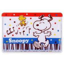 2016 SNOOPY PVC CARD HOLDER 160904