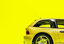 OTTO Mobile 1:18 BMW Z3 M Coupe 3.2 in Phoenix Yellow (OT866)