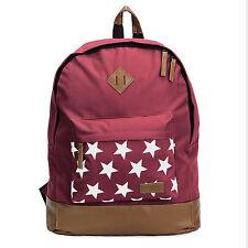 Large Shoulder Bag Backpack Mens Laptop Bag Hiking Rucksack School Bag Bookbag