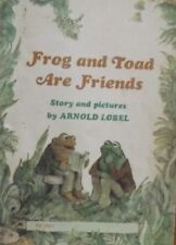 Vintage 1970 Paperback Frog and Toad are Friends by Arnold Lobel 0590045296