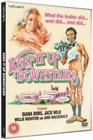 KEEP IT UP DOWNSTAIRS. Diana Dors, Jack Wild comedy. New Sealed DVD.