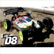 HB-D8 1/8 Buggy Kit