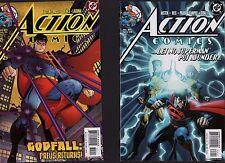 Superman #819 + 821 (2004-2005) (C1.555)