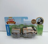 Fisher Price Thomas & Friends Real Wood Spencer Engine