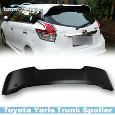 Painted for Toyota 3rd Yaris Hatchback 4-Door Rear Trunk Roof Spoiler Wing SE