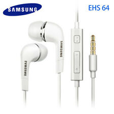 3.5mm Samsung Earphones EHS64 Headsets With Built-in Microphone In-Ear