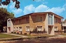 Gothenburg Nebraska First Methodist Church Antique Postcard K64548