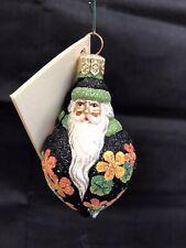 Patricia Breen Ornamental Santa Christmas Ornament